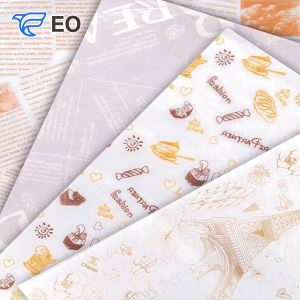 Printed Greaseproof Paper