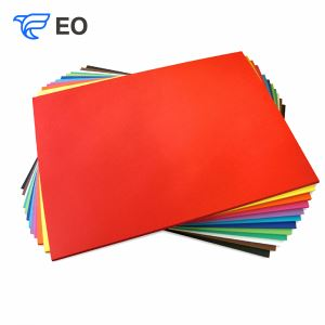 Red Cardboard Paper
