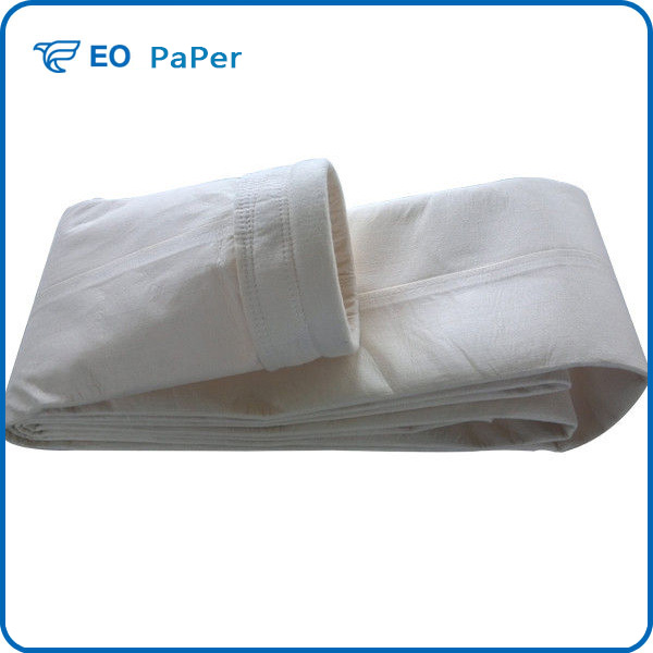 240 °C High Temperature Glass Fiber Filter Bags